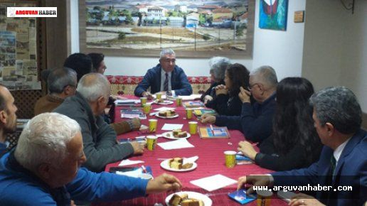 """Ankara Arguvanlılar Derneği'nin 'Kitabın Yeşerttiği Düşünceler"""" projesi hayata geçirildi."""