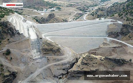 Yoncalı Barajı'na 60 milyon lira ödenek ayrıldığı açıklandı
