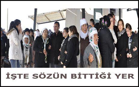 ABBAS TAŞTAN'I TOPRAĞA VERDİK