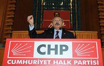 CHP'DE YENİ MYK BELİRLENDİ