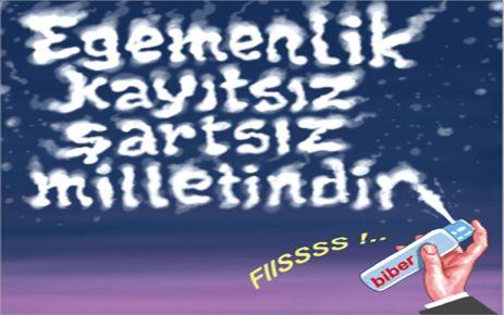 ENGELLİ DEMOKRASİ