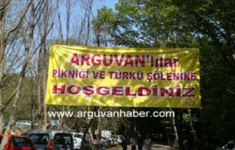 İSTANBUL'DA ARGUVAN DERNEKLERİNİN PİKNİK ETKİNLİKLERİ