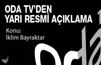 ODAV TV AÇIKLAMA YAPTI-DENİZ BAYKALDAN ÖZÜR DİLEDİ