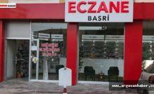 ECZANE BASRİ MALATYADA HİZMET VERMEYE BAŞLADI