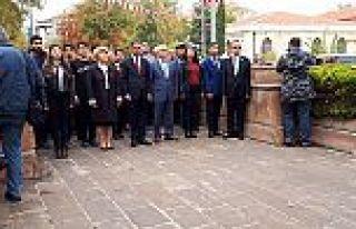 MALATYA CHP CUMHURİYETİN 94 YILDÖNÜMÜNDE ATATÜRK...