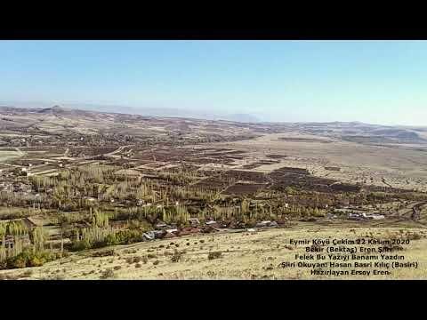 Eymir Köyü- Bekir (Bektaş) Eren Şiiri- Felek Bu Yazıyı Banamı Yazdın